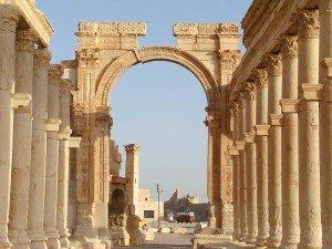 Colonnato Palmira