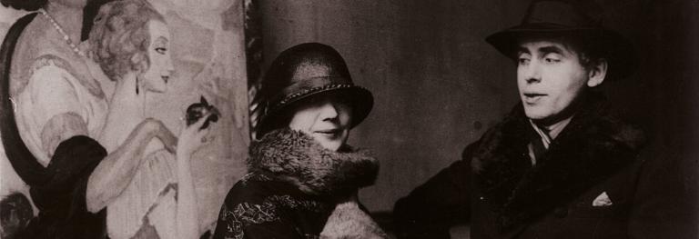 Gerda Wegener, pittrice dell'amore saffico