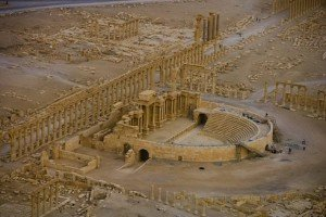 teatro romano palmira