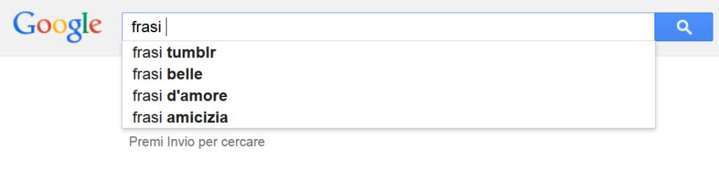 googlefrasi
