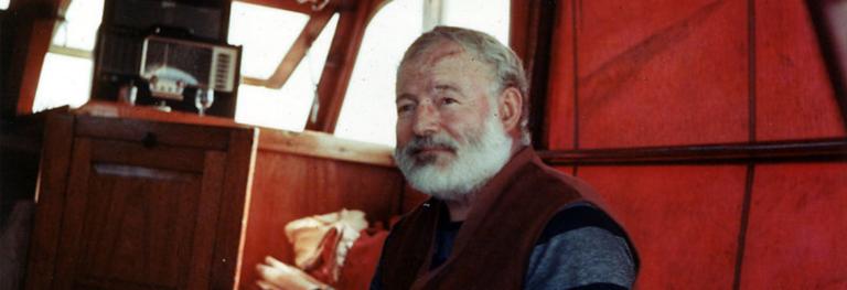 Hemingway: l'Estate è la stagione giusta per leggerlo