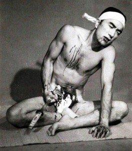 Mishima seppuku