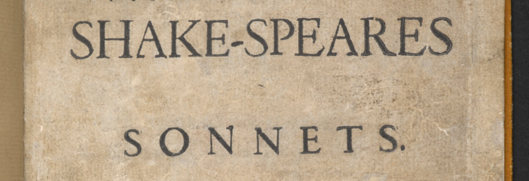 L'eros nei sonetti di Shakespeare: tra amore platonico ed erotismo