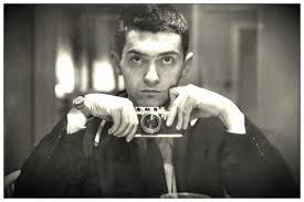Un giovane Stanley Kubrick