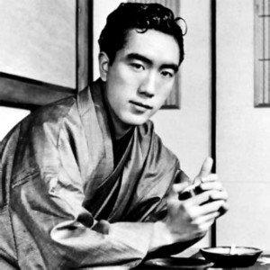 Yukio-Mishima giovane