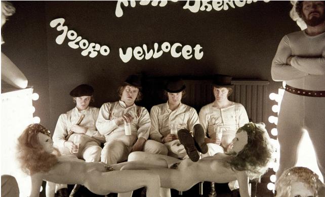 Arancia Meccanica, 1971
