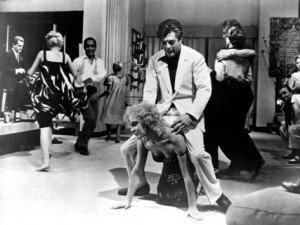 La dolce vita, regia di Federico Fellini, 1960