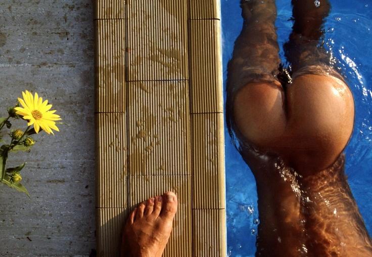 franco fontana nudo di donna