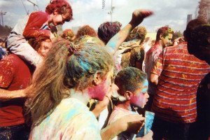 """Colour Festival, Olympic Park"" di Goska Calik"