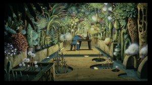 il giardino segreto di Nausicaa