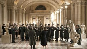Fotogramma da Francofonia - Il Louvre sotto occupazione (2015)