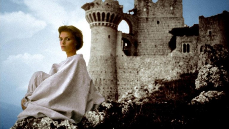 Cento poesie d'amore a LadyHawke: Michele Mari poeta di un amore fantasma