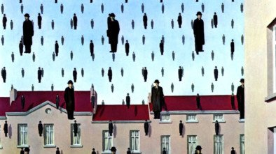golconda magritte