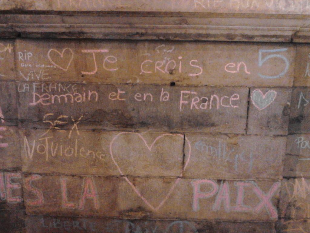 Credo nel domani e nella Francia