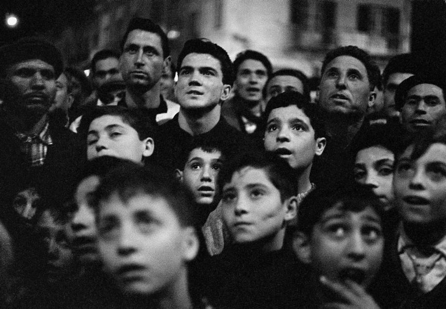 Ferdinando Scianna, 1962