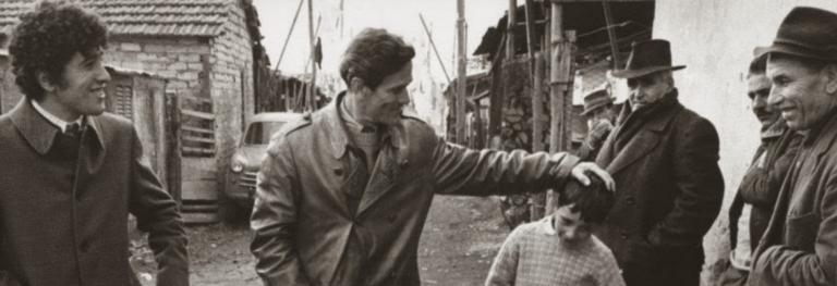 La Roma di Pier Paolo Pasolini: i luoghi, le immagini