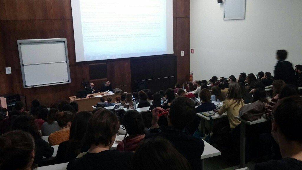 Aula 211, Università degli Studi di Milano