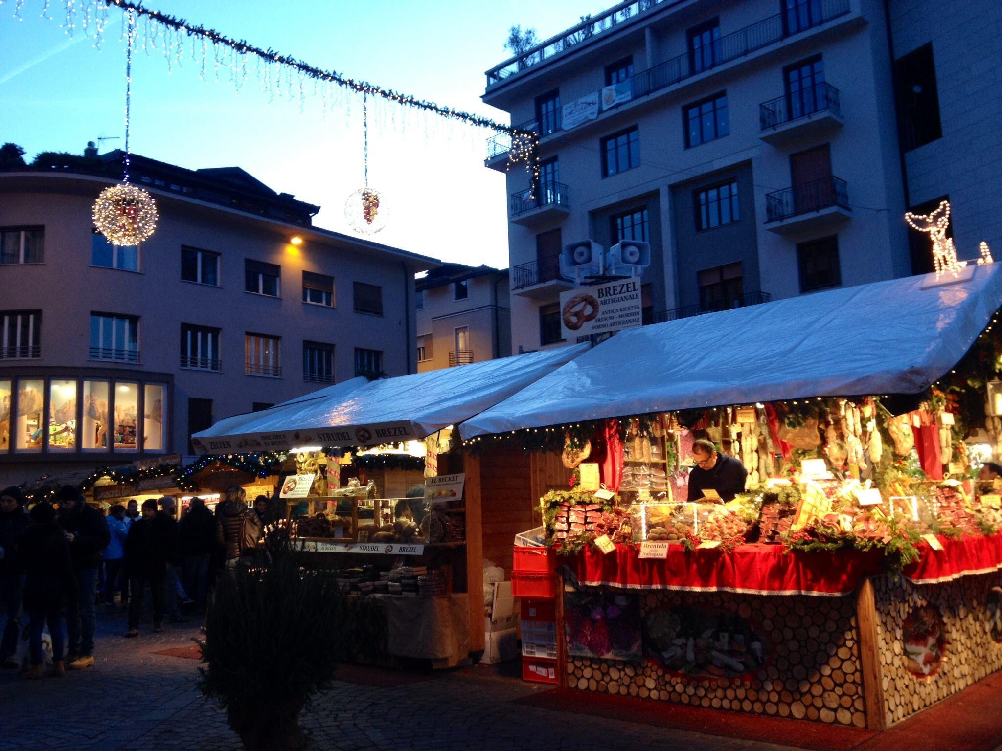 Mercatini di Natale a Trento Foto di Alessia Sartori ©