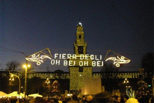 Mercatini Oh Bej Oh bej Milano Fonte: www.milanolife.it