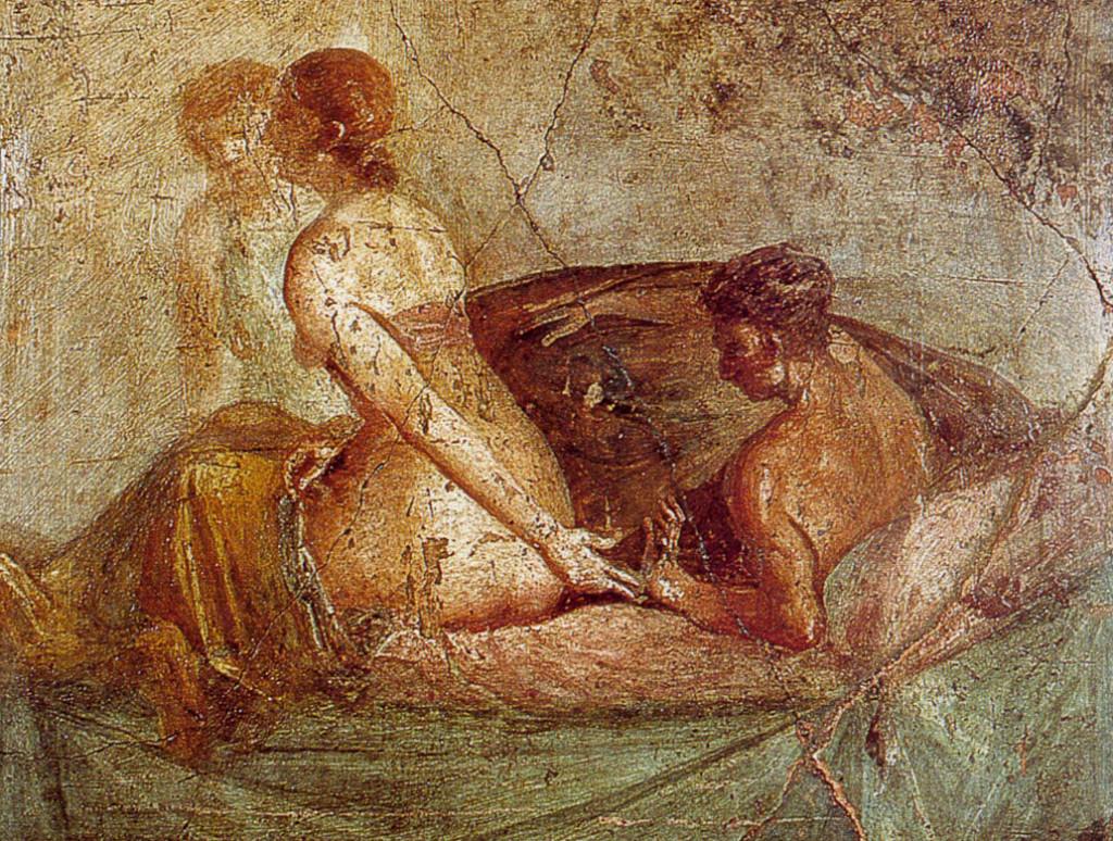 Eros pompei