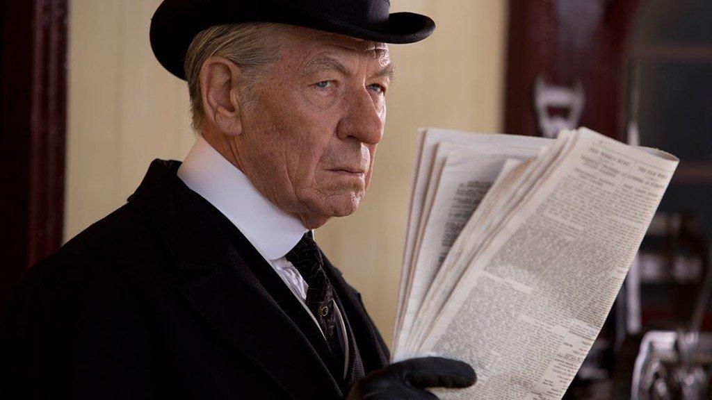 Mr. Holmes iris.theaureview.com