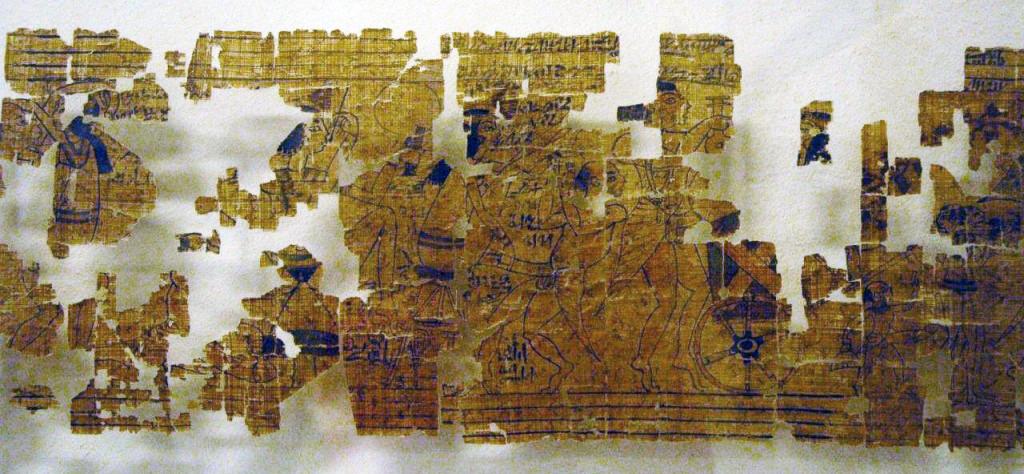 Papiro di Torino, Museo Egizio di Torino