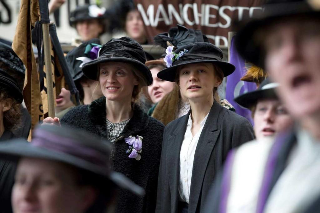 Le suffragette www.standard.co.uk