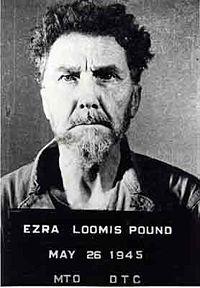 Ezra Pound il giorno della cattura