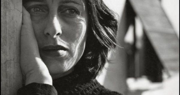 Anna Magnani. San Felice Circeo, Italy. 1950. Photographer: Herbert List