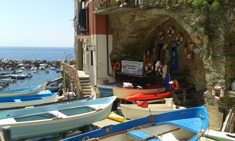 Guida breve alle Cinque Terre: tra mare, storia e buon cibo