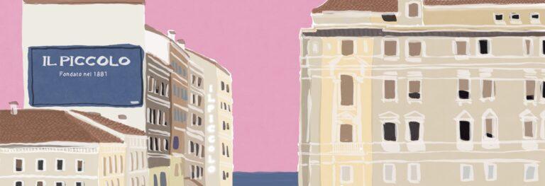 La Trieste di Joyce: un itinerario tra i luoghi dello scrittore