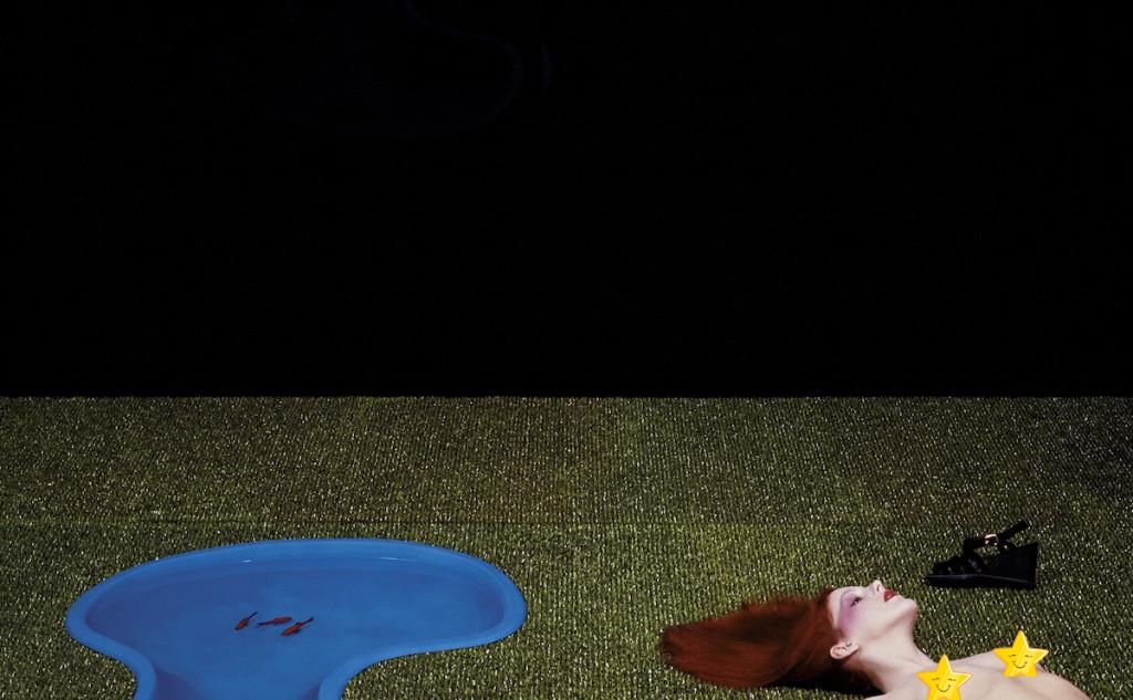 Guy Bourdin Per vedere senza censura, clicca sull'immagine