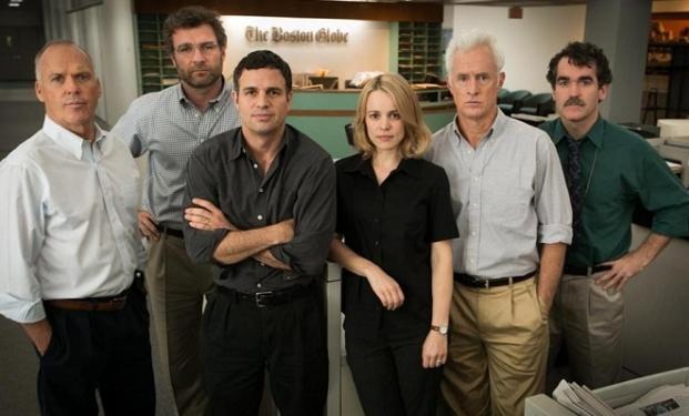Il team Spotlight del Boston Globe nel film farefilm.it