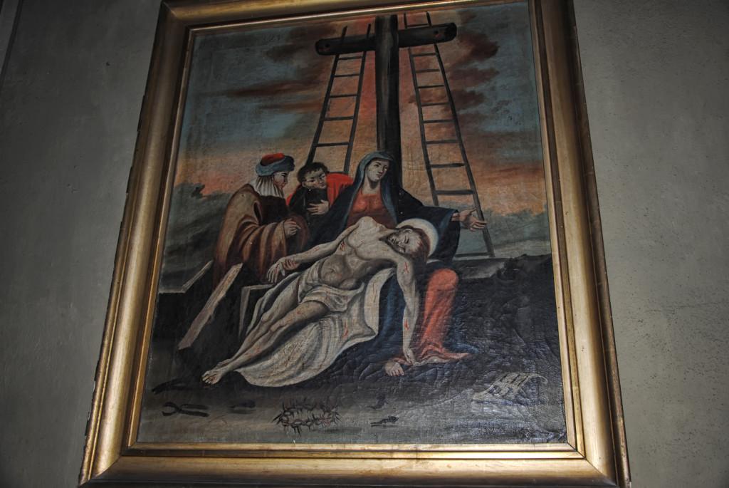 Via Crucis, XIII Stazione
