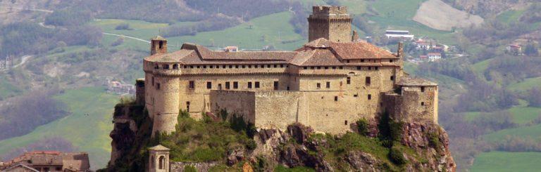 Un itinerario tra i castelli del Ducato di Parma e Piacenza