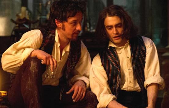 Frankenstein, Igor, il mostro: <br>il romanzo di Mary Shelley <br>domina il grande schermo