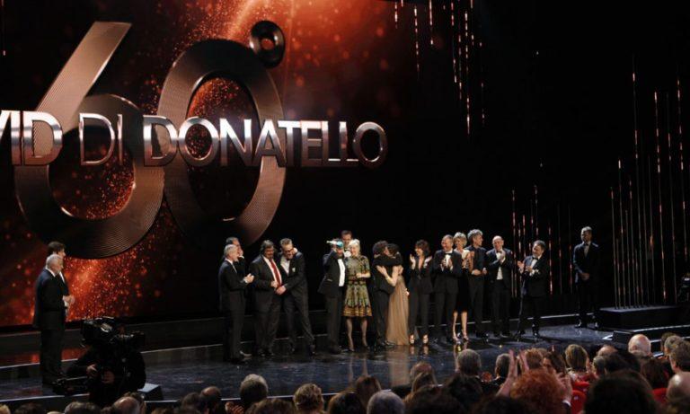 David di Donatello: la seconda<br> giovinezza del cinema italiano