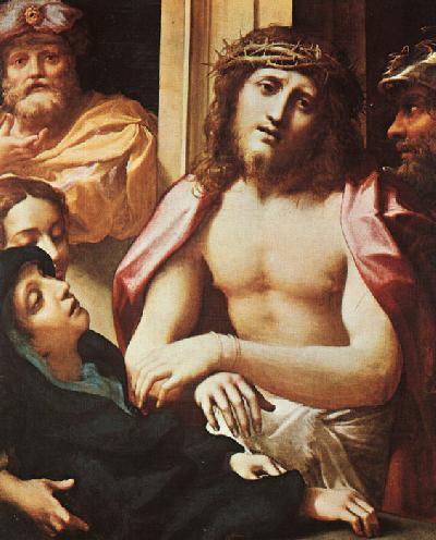 """""""Ecce Homo"""" del Correggio"""