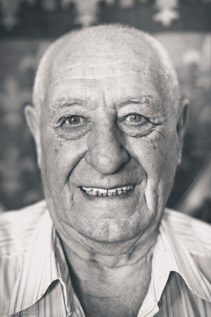 Loris Pacini, 89 anni