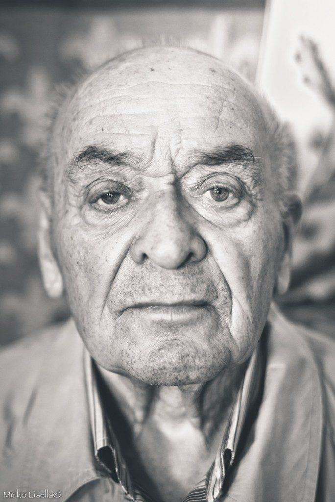 Carlo Rossi, 92 anni