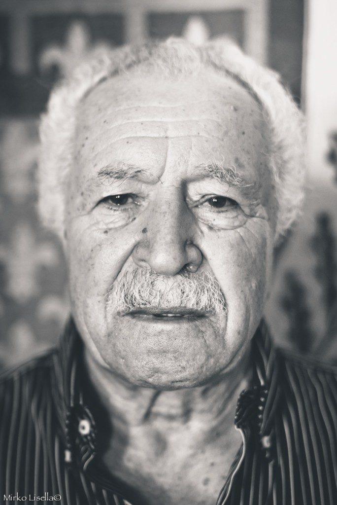 Mario Giovanni Sinibaldi, 87 anni
