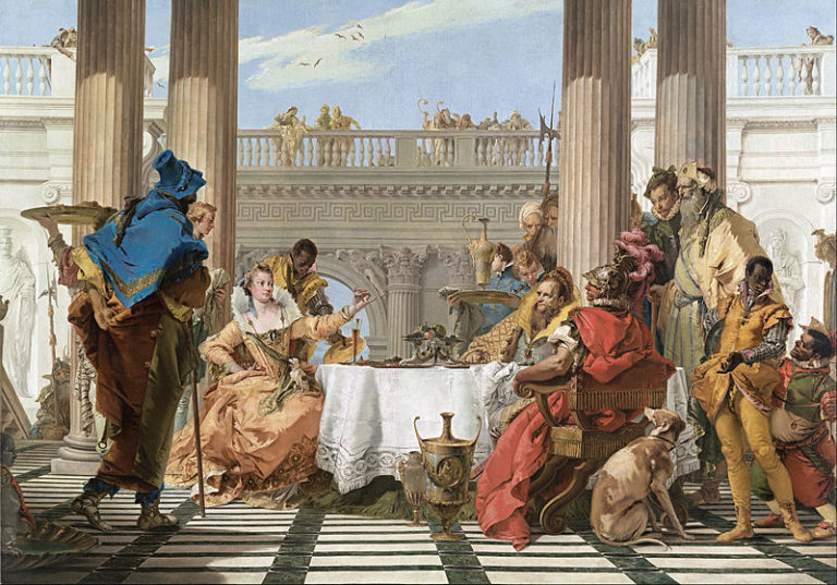 Calderoni, banchetti e carestie: <br>il cibo come metafora <br>nell'opera di Shakespeare