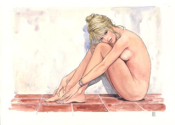 Brigitte Bardot secondo Manara