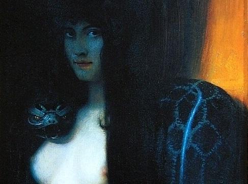 Franz von Stuck e la nuova Eva: «Il peccato», tentazione moderna