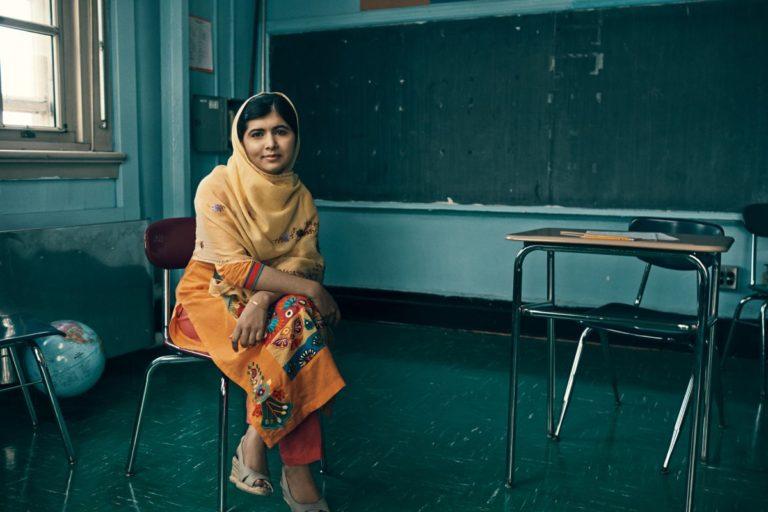 """""""Io sono Malala"""" <br>e il potere <br>dell'istruzione"""