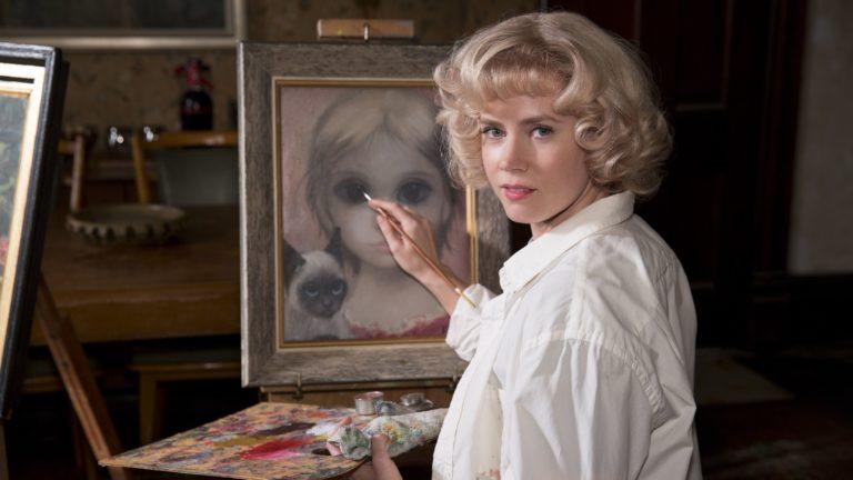 """""""Big Eyes"""": emancipazione<br/> femminile e arte<br/> con l'impronta di Tim Burton"""