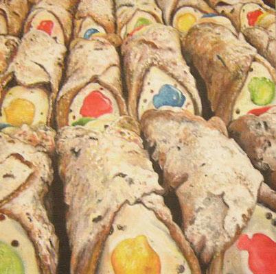 Object Obsession: la pittura <br>di Giacoma Lo Coco
