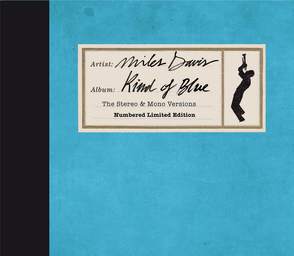 Kind of blue edizione limitata