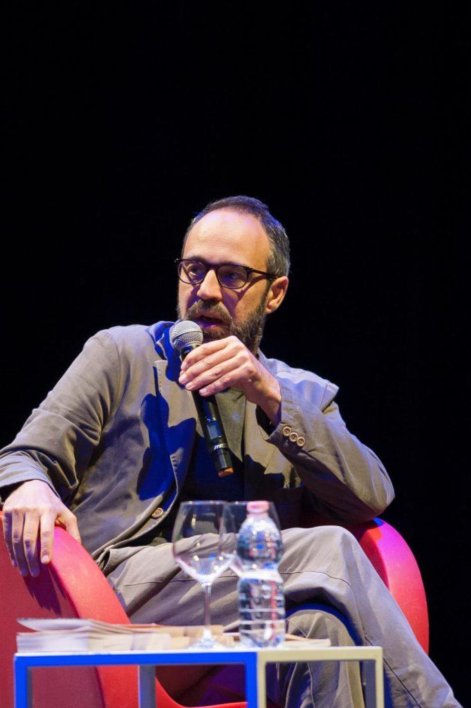Niccolò Ammaniti al Teatro Romano per il Festival della bellezza - www.festivalbellezza.it