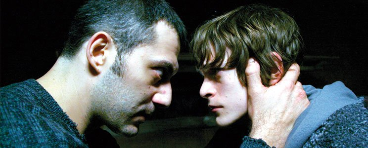 Una scena dal film Come Dio comanda (2008) di Gabriele Salvatores